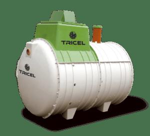 Tricel Novo micro-station